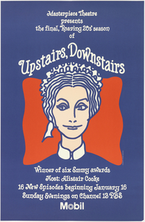 Poster, Upstairs, Downstairs