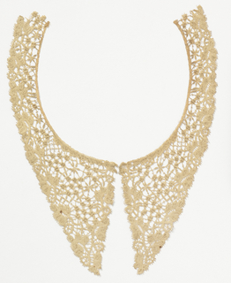 Collar, late 19th–early 20th century
