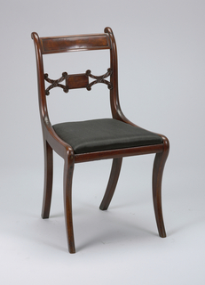 Side Chair And Slip Seat (USA), ca. 1820