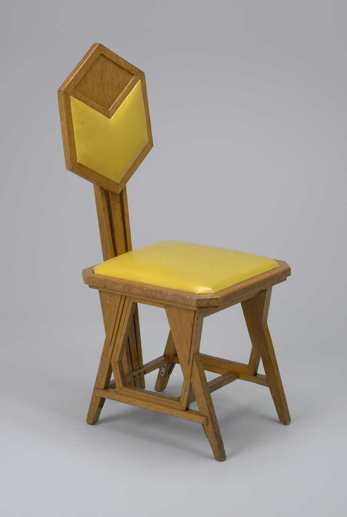 The Wright Chair Cooper Hewitt Smithsonian Design Museum