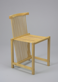Moebelprotos Side Chair, 1982