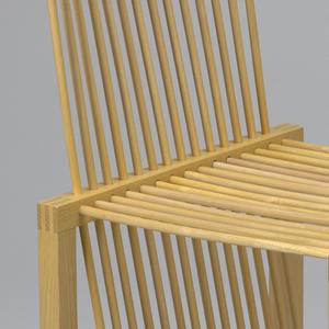 Moebelprotos Side Chair, 1982