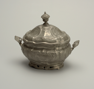 Tureen And Cover, 1775–78