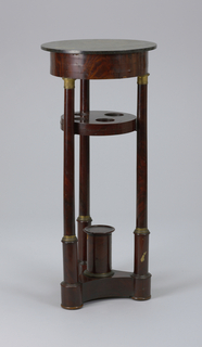 Wash Stand (England), 19th century