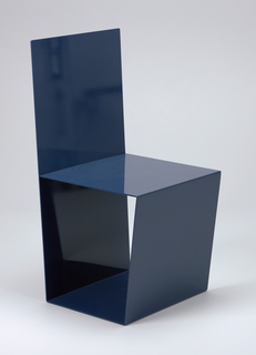 Square Chair Chair, 1992–93