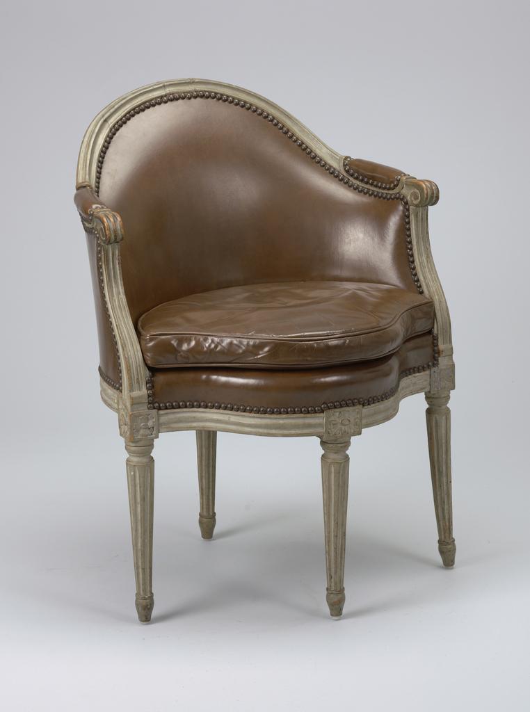 Armchair (France), mid-18th century