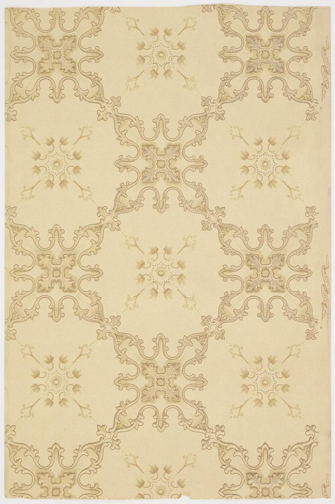 Grid or trellis pattern