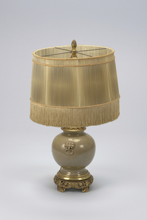 Table Lamp (China), 20th century