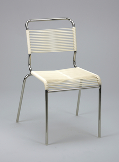 #130 Stacking Chair Chair, 1947–1966