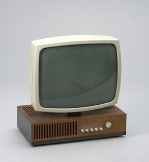 Wegavision 3000 Television, 1964