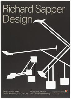 Poster, Richard Sapper Design
