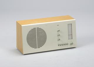 Tischsuper RT 20 Radio, 1961