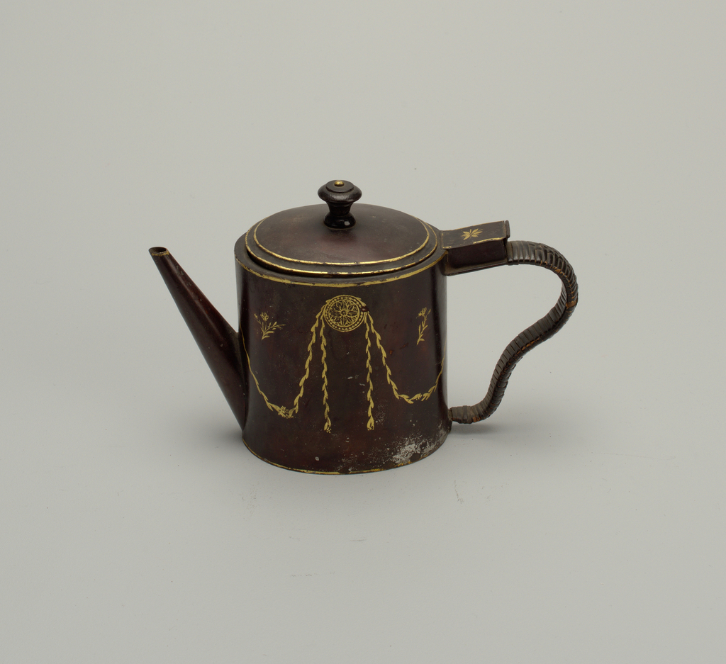 Teapot And Cover (England)