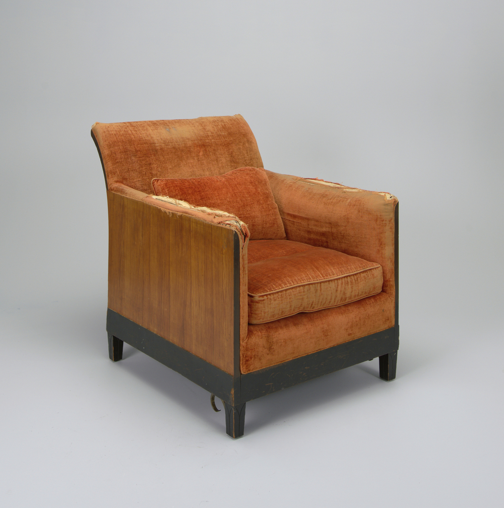 Armchair (USA), ca. 1930