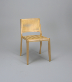 The Layered Wood Chair Chair, 1993