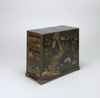 Secretary (Japan), 18th century