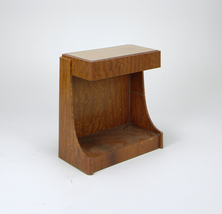 Table, End (USA), 1932