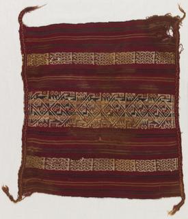 Coca Bag (Peru), 18th century
