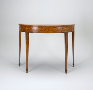 Half Table (Austria), 1850–60