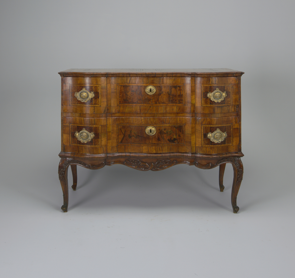 Commode (Holland), late 18th century