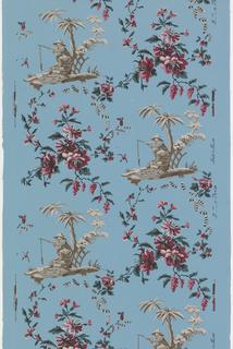 Sidewall, Palmiers et Bouquets