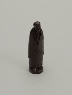 Old Jewish Woman Sculpture, ca. 1905–15
