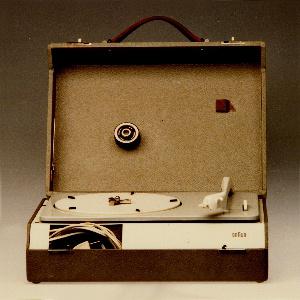 PC 3 Turntable, ca. 1958