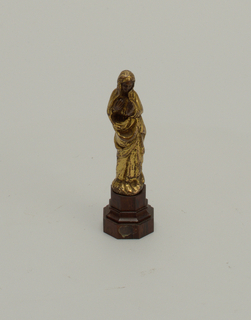 Statuette,female Saint