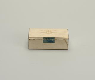 a) Benson and Hedges cigarettes b)Bergamottes de Nancy (Làfevre Georges)