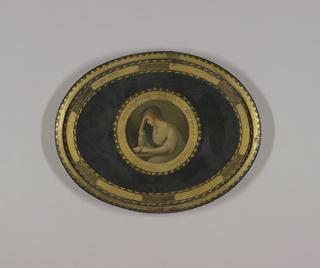 Tray (England), ca. 1800–25