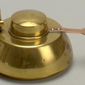 Tea Kettle On Stand (Netherlands), ca. 1905