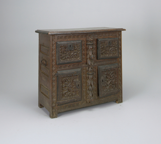 Dresser (Spain), 17th century
