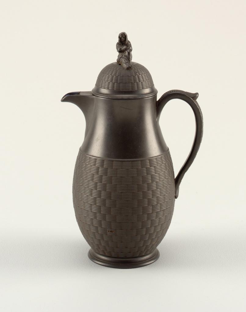 Chocolate Pot And Lid (England)