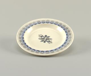 Persephone Butter Plate
