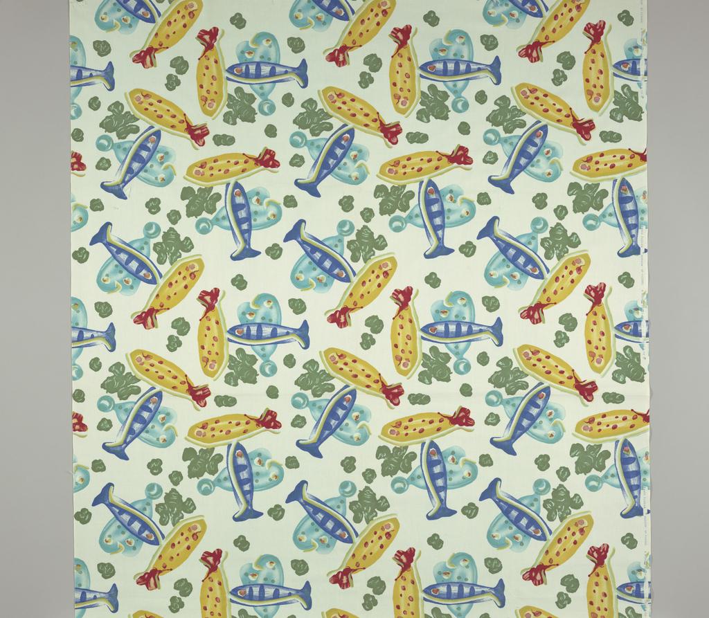 Textile, Poisson