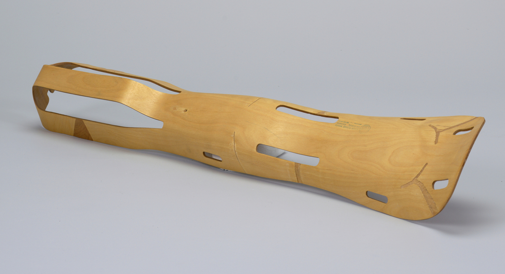 Transportation Leg Splint Leg Splint