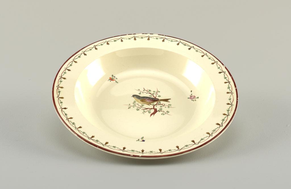 Soup Plate (England)
