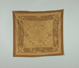 Handkerchief (Italy), 1891