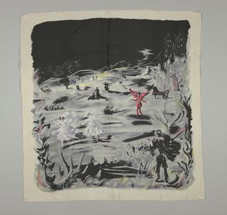 Square, Nocturne, 1946