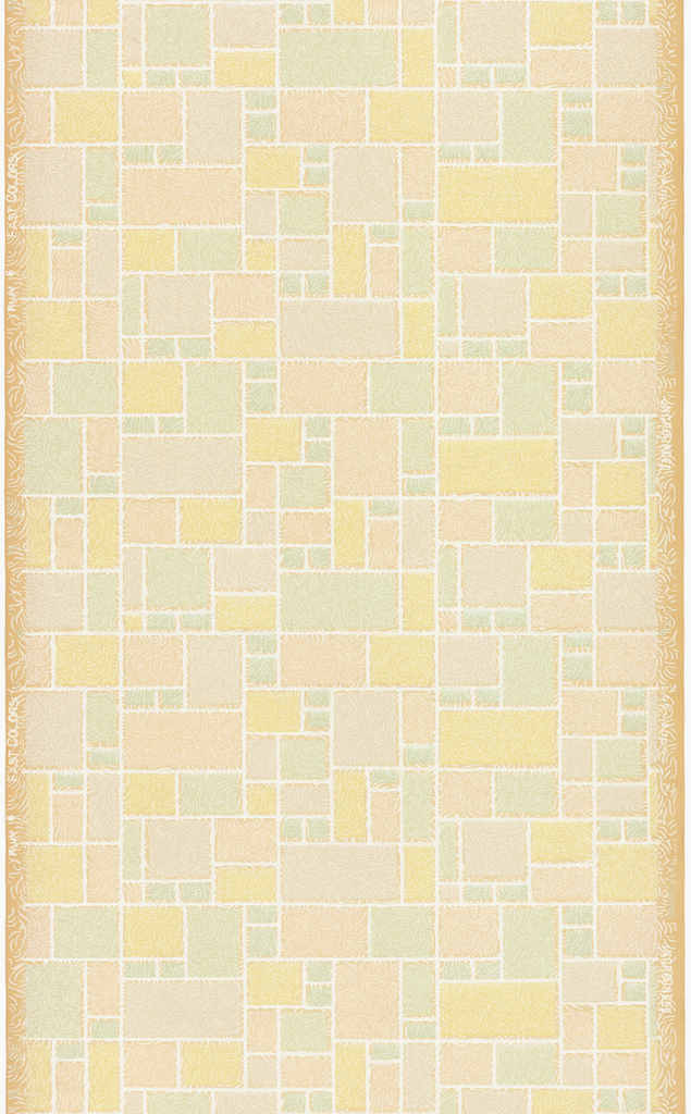 Softly Tiled Walls | Cooper Hewitt, Smithsonian Design Museum