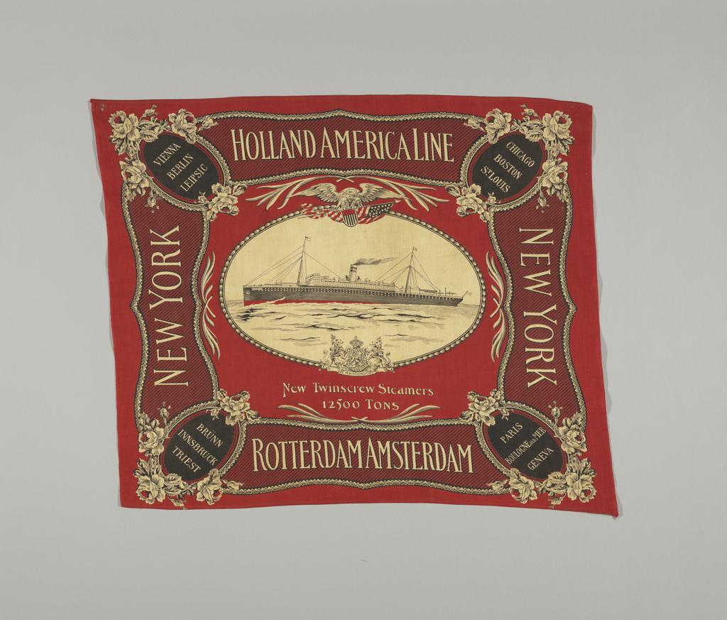 Handkerchief (possibly USA)