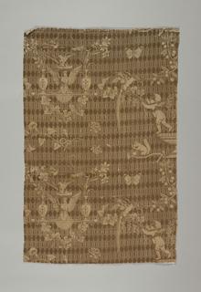 """Fragments, """"Oiseaux et ecureuils"""" (Birds and squirrels)"""