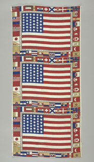 Commemorative Textile (USA)