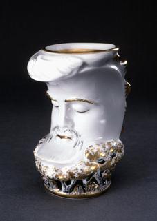 Crescent Moon Vase