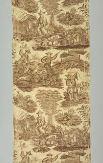Textile (England), ca. 1790