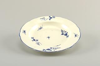 Plate, ca. 1750
