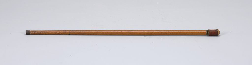Cane With Pipe Holder