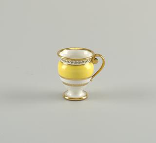 Dessert Cup Cup, ca. 1824