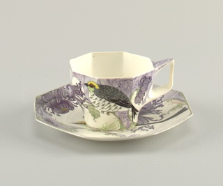 Cup And Saucer, ca. 1910