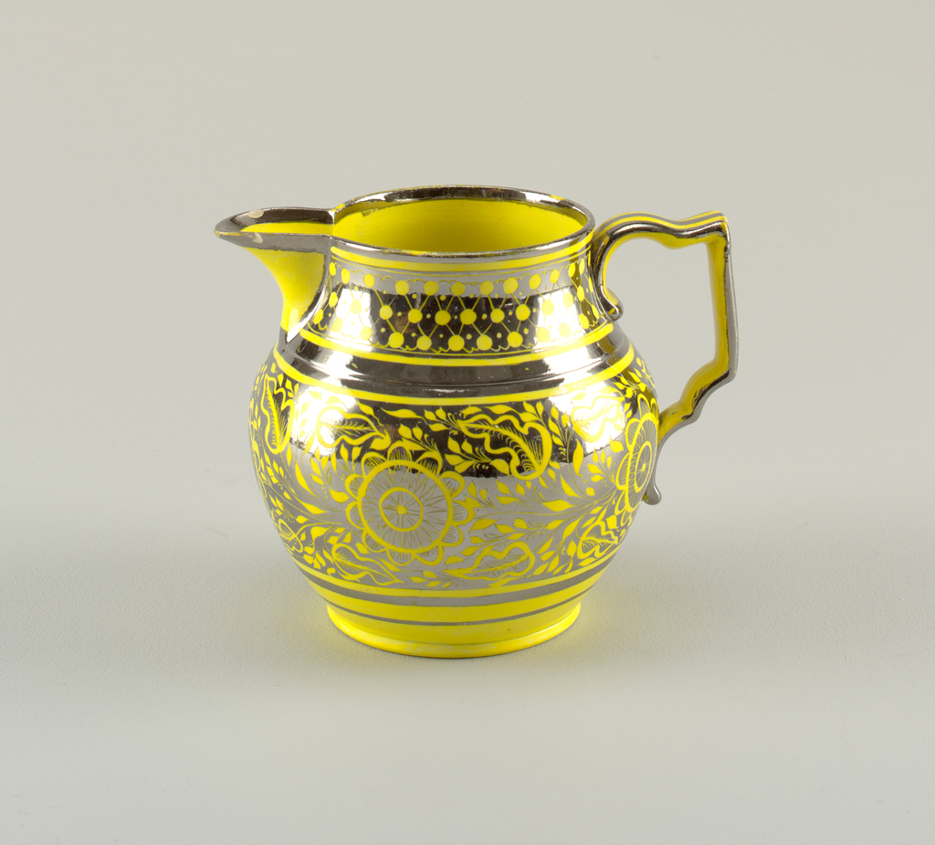 Pitcher (England), ca. 1810